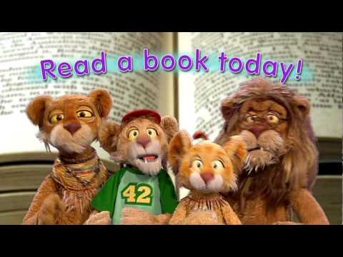 Between The Lions Song Quot Read A Book Today Quot Youtube