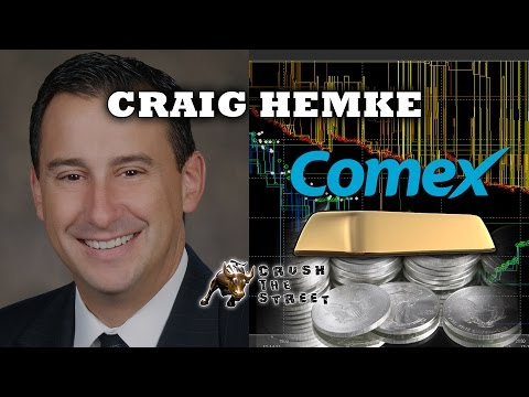 COMEX Silver & Gold Market Manipulation Explained, Record 325x Leverage! - Craig Hemke Interview