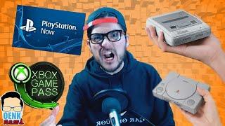 Playstation Classic ANUNCIADO (¿PLAGIO?) - Sony responde al Xbox Game Pass | SQS