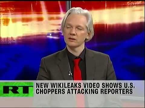 Wikileaks' Julian Assange on Iraq - No excuse for US killing innocent civilians