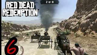 Red Dead Redemption Walktrough Part 6 Horse Racing