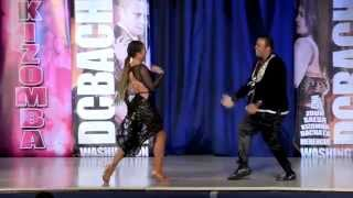 Alex Morel & Desiree Godsell at DC Bachata Congress 2015