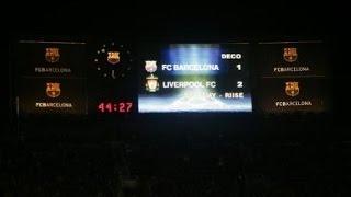 برشلونة 1-2 ليفربول (تعليق رؤوف خليف)