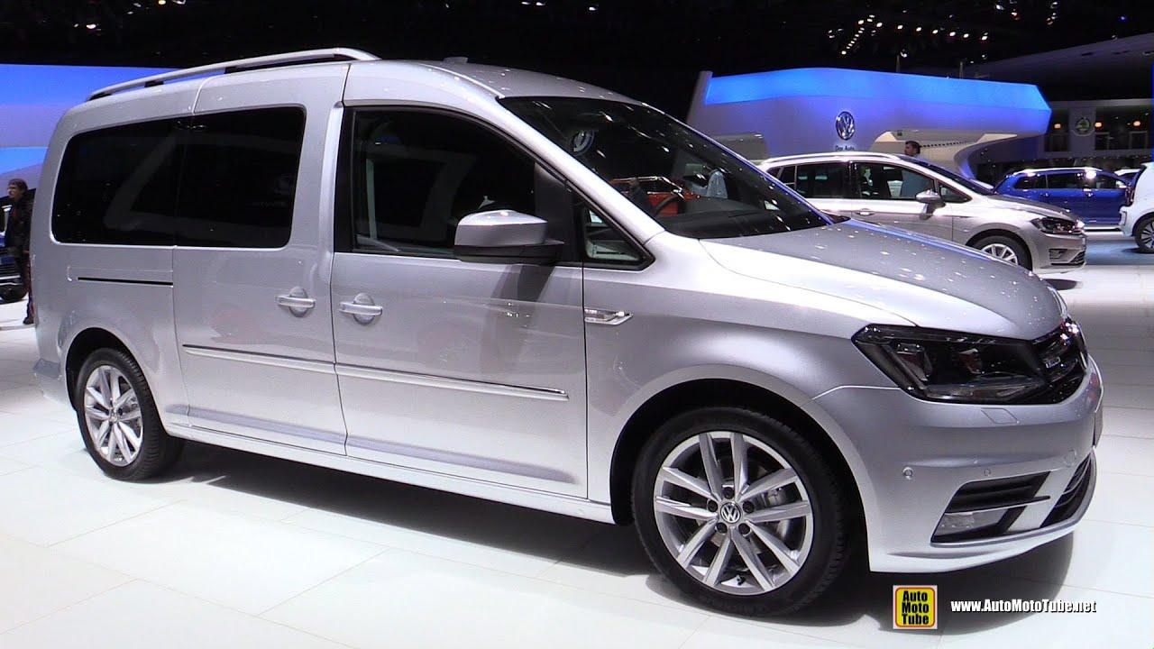 2016 Volkswagen Caddi Maxi TGI BlueMotion - Exterior ...