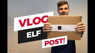 VLOG elf - POST - Mijn eerste unboxing! 📦 | Naam van de redactiepop is bekend.