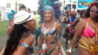 St Lucia Carnival 2016