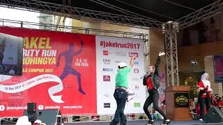 download lagu Ayda Jebat - Pencuri Hati Jakel Charity Run For gratis