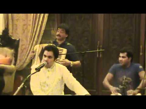Mein Neevan Mera Murshad Ucha - Fawad Dilbar video
