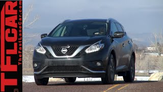 2015 Nissan Murano Review: A Star is Born?