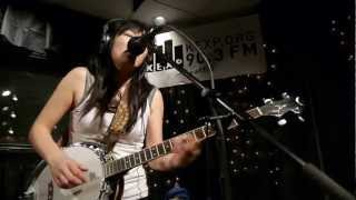 Thao & The Get Down Stay Down - Holy Roller (Live on KEXP)