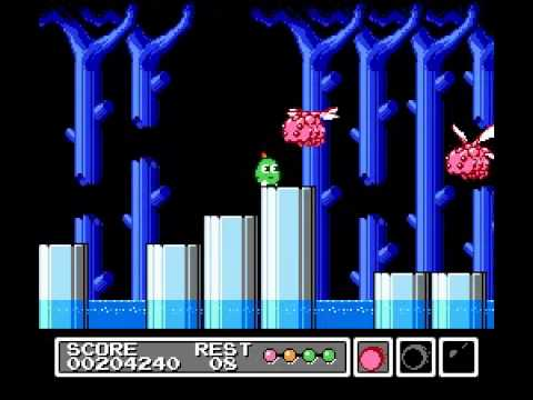 Mr. Gimmick - Annotated NES Longplay (Pt. 1/4)