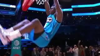 Hamidou Diallo Jumps OVER Migos Quavo - NBA All Star Dunk Contest 2019