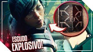 OPERADORES DA SEASON 3 VAZADOS + Clash e Escudo REMOVIDOS!! - Rainbow Six: Siege Phantom Sight