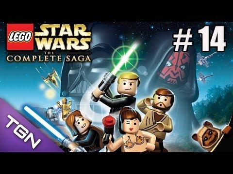 Lego Star Wars La Saga Completa - Una Nueva Esperanza - Capitulo 14 - HD 720p