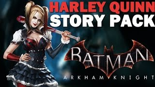 Batman Arkham Knight DLC - Harley Quinn Story Pack (1080p) (PC)
