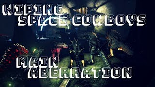 Ark official PvP | vVv x ADA x Nameless | wiping Space Cowboys main Aberration 661