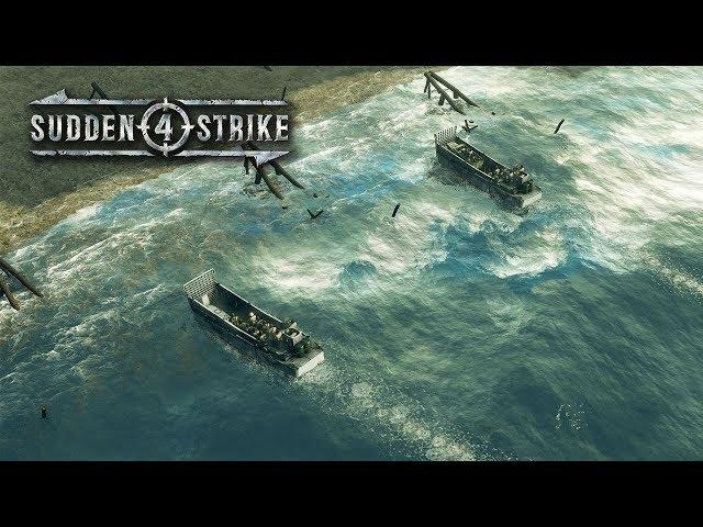 Руководство запуска: Sudden Strike 4 по сети