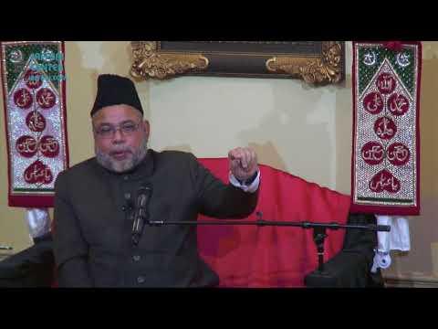 3rd Shaban 2018 Maulana Sadiq Hasan Wiladat of Imam Hussain AS