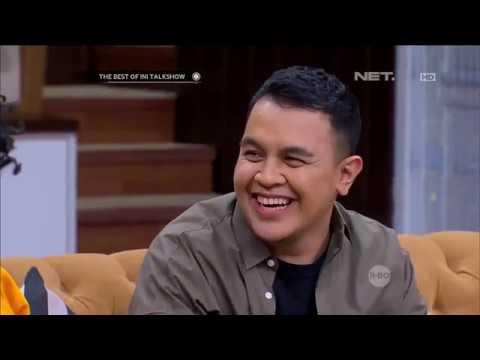 Wan Qodir Nyanyi Lagu Tulus - The Best of Ini Talk Show