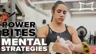 Power Bites - Stefi Cohen Talks Mental Strategies For Success With Training & Competition