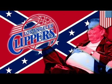 Racist Clippers owner Donald Sterling doesn't want black people watching his games