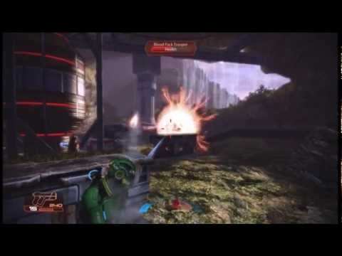 Mass Effect 2: Puppet Master Engineer - Anomalous Weather Detected and Blood Pack Base