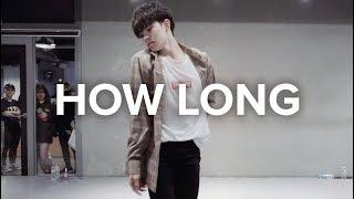 Download Lagu How Long - Charlie Puth / Jun Liu Choreography Gratis STAFABAND