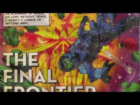 Iron Maiden - The Final Frontier w/ Lyrics