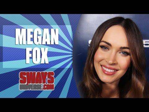 Megan Fox Talks Teenage Mutant Ninja Turtles, Kids and SEX on Sway in the Morning