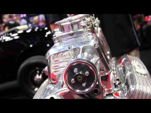 E-Force Supercharger Systems for Small Block Chevy