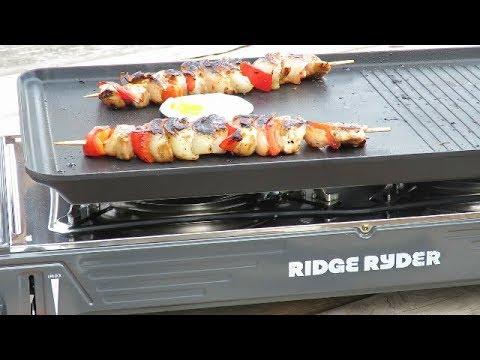 Ridge Ryder Dual Burner Review & Demo