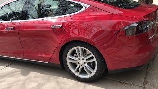 Tesla Model S 85 kWh review