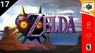 The Legend of Zelda: Majora's Mask - Stone Tower Temple