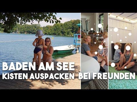 Weekend VLOG I Baden am See & ISABEAU Umzug I Mellis Blog