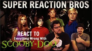 SRB Reacts to Everything Wrong with Scooby-Doo in 15 Minutes or Less