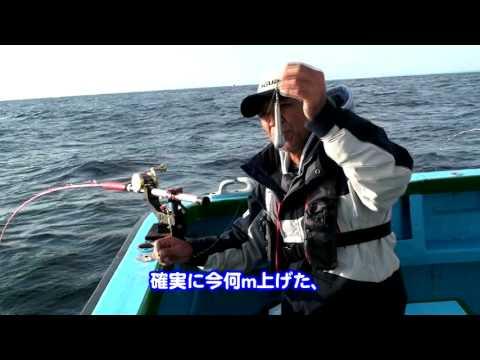 YEBISU 252 実戦!ヒラメ釣り1