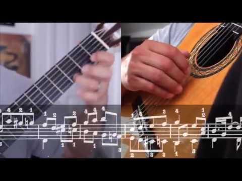 Fernando Sor - Study No 9 Opus 60