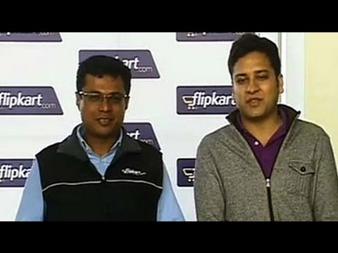 'Our ambition to join $100 bn club' - Flipkart co-founders