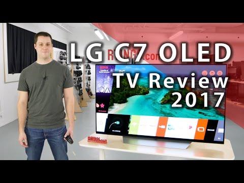 LG C7 OLED 2017 TV Review - Rtings.com