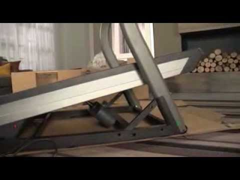 Assembly 24919 Nordictrack X9i Incline Trainer Treadmill