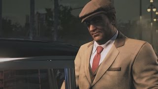 Mafia 3 - Joe Barbaro And Leo Galante Appearance / Joe Is Alive