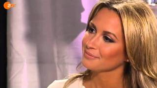 Mandy Grace Capristo - Wetten dass...! Interview
