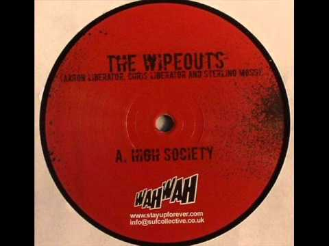 The Wipeouts - Hight society