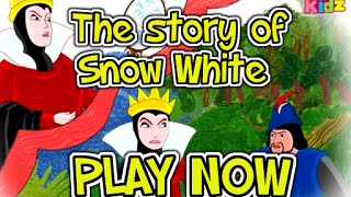 The story of Snow White - in Hindi ( for Nursery Kids )