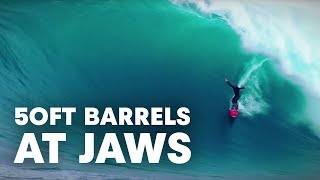 Positively Kai: 50ft Barrels at JAWS | S1E17