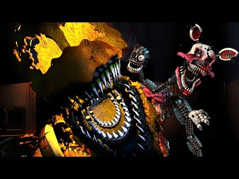Five Nights At Freddy's 4 halloween edition. exe