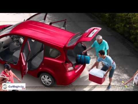Datsun Go Plus Video Review & Walk Around