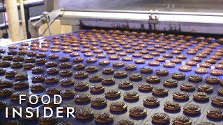 How Jaffa Cakes Are Made