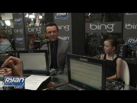 Evil Comes Naturally To the British Michael Sheen | Interview | On Air With Ryan Seacrest