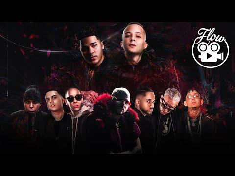 0 - Nio Garcia, Farruko, Bryant Myers, Darell, Baby Rasta, Casper Darkiel,Lary Over Y Mas – La Mia (Remix) (Video Lyric)